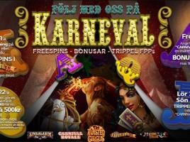 Karneval på NextCasino