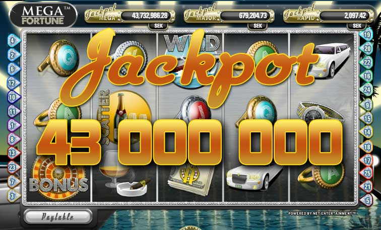 jackpot 43 miljoner leo vegas